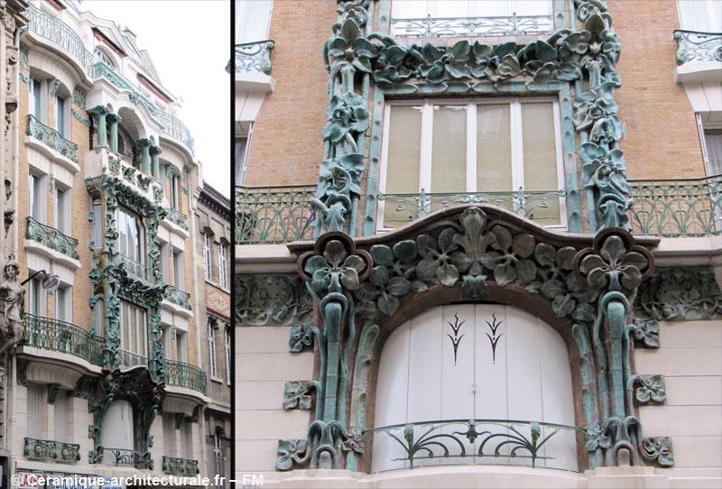 Le bestiaire de bigot c ramique architecturale d corative for Architecte abbeville