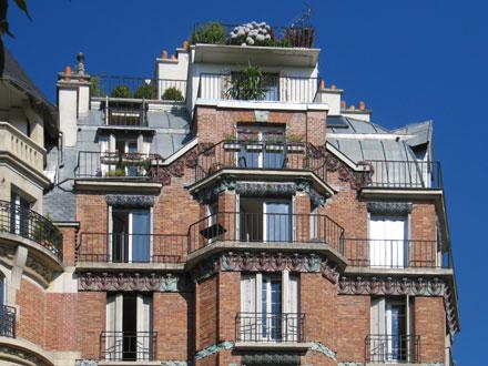 Oiseaux, 95 rue Gambetta à Paris