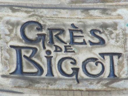 Marque d'Alexandre Bigot
