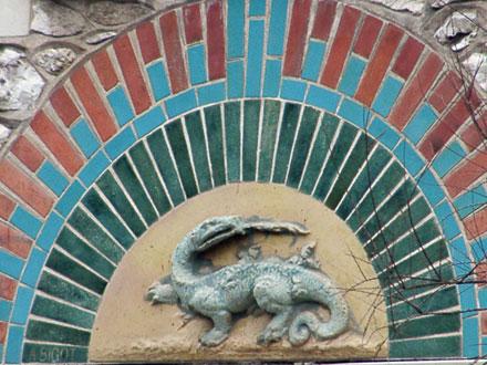 Salamandre, Blois (41)
