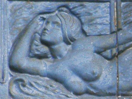 Sirène et dôme, Etablissement thermal de Vichy (03)