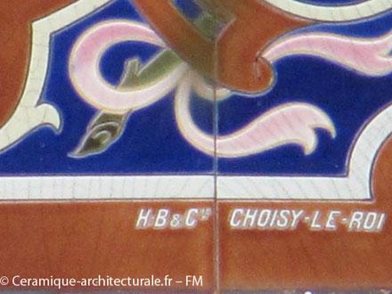 Marque H-B & Cie CHOISY-LE-ROI