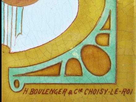 Marque H-BOULENGER & Cie CHOISY-LE-ROI
