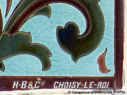 H-B & Cie CHOISY-LE-ROI, à Versailles (78). Messieurs les maçons, s'il vous plait…