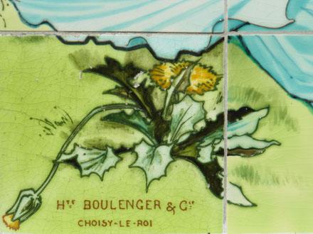 H-BOULENGER & Cie Choisy-Le-Roi, J.A. Arnoux 1905, à Ferrières (77)