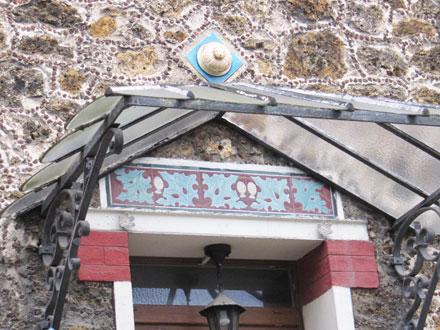 Frise gothique (h)
