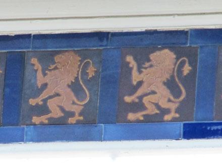 Carreau lion (9)