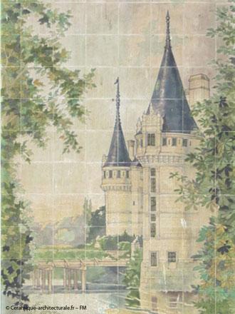 Château d'Azay-le-Rideau,détail