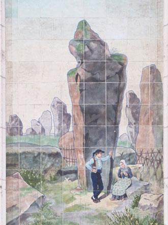 Menhirs d'Erdeven (Bretagne), A. Janin & Guérineau