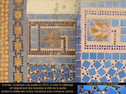 Etablissement hydrominéral de Contrexéville (88), 1908 – 1910, en cours de rénovation en 2012