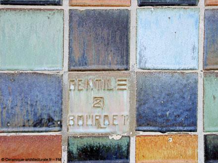 Une des nombreuses marques de Gentil & Bourdet