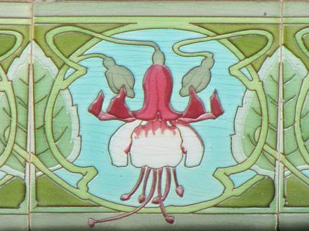 Fuchsia N°511, Gilardoni fils & Cie