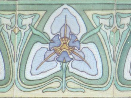 Iris N°506, Gilardoni fils & Cie