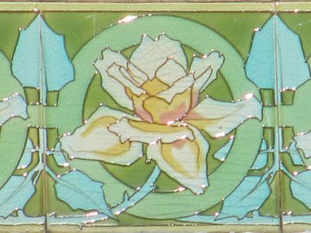 Rose N°499, Gilardoni fils & Cie