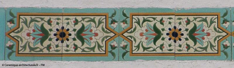 Vitry 94 c ramique architecturale d corative - Deco jardin quaregnon vitry sur seine ...
