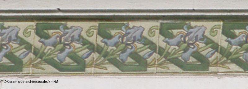 Vitry 94 c ramique architecturale d corative - Deco jardin pour mariage vitry sur seine ...