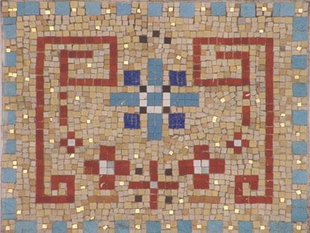 Les Bains-Douches, mosaïques de Philippe Mazzioli