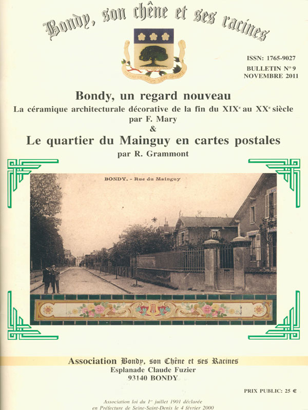 Bulletin Association Historique