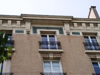 Laurier de Gentil & Bourdet au Raincy (93)