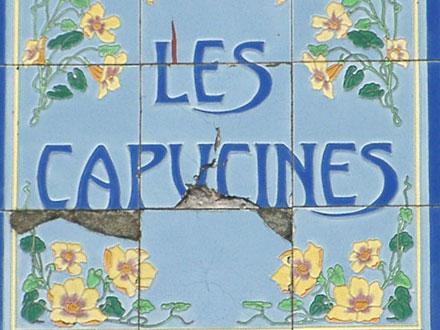 LES CAPUCINES à Desvres (62)