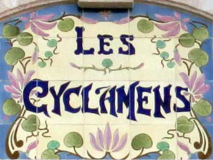 LES CYCLAMENS à Soulac-sur-Mer (33)