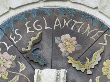 LES EGLANTINES à Soulac-sur-Mer (33)  J. Toulouse