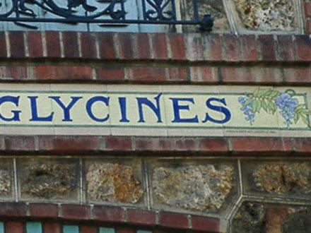 VILLA DES GLYCINES à Noisy-le-Sec (93) H.Boulenger & C° Choisy-le-Roi