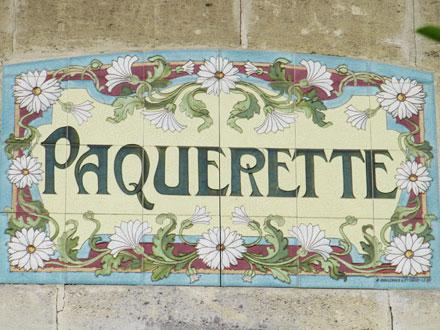 PAQUERETTE à Soulac-sur-Mer (33) H-Boulenger & Cie Choisy-le-Roi