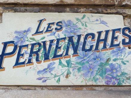 LES PERVENCHES à Hyères (83)