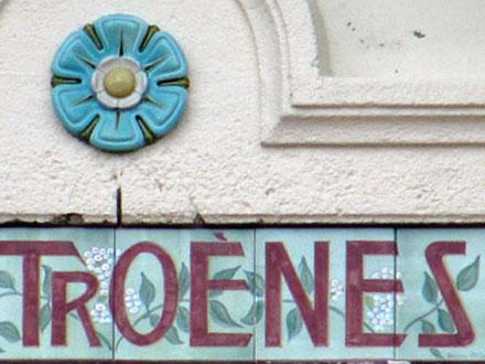 LES TROENES (à Soulac-sur-Mer (33) signé…