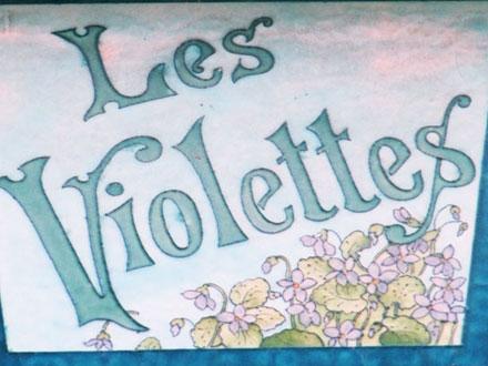 Les Violettes au Tréport (76)