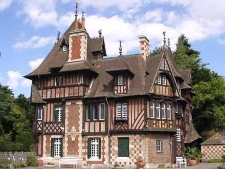 Tuilerie du Mesnil de Bavent, route de Caen à Cabourg (14) (ph. FM 2006)