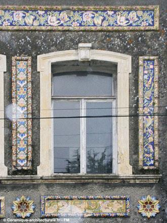 Demeure Fourmaintraux à Desvres (62), (ph. FM 2005), démolie
