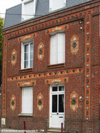 Maison Gréber, 14 rue Bossuet à Beauvais (60) (ph. FM 2013)