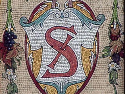 Usine Simons & Cie au Cateau (59) (ph. FM 2009 et carte postale vers 1900)
