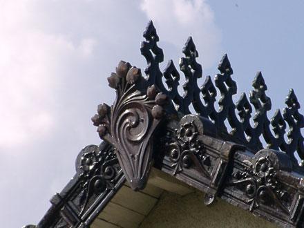 Entrepôts des Tuileries réunies Perrusson fils & Desfontaines à Villefranche-sur-Cher (41) (ph. FM 2007)