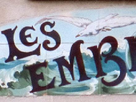 Villa Les embruns, Arcachon (33) probablement d'Hte Boulenger & Cie