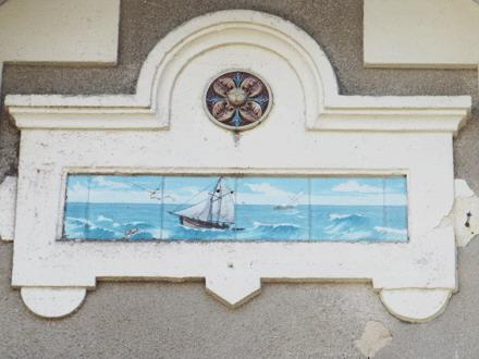 Villa Calme plat, Soulac sur Mer (33) probablement d'Hte Boulenger & Cie