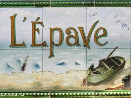 Maison de ville L'épave, Le Tréport (76)