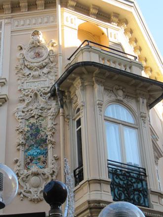 L'automne, à Monaco
