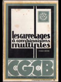 Couverture du dépliant de la CGCB / Cérabati, vers 1925-1935