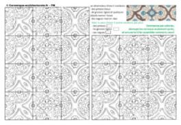 Proposition de jeu (1) coloriage, découpage, puzzle